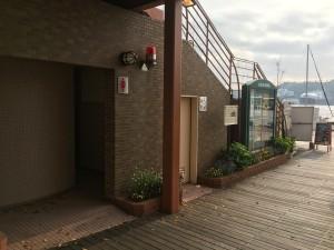 出島ワーフ1階
